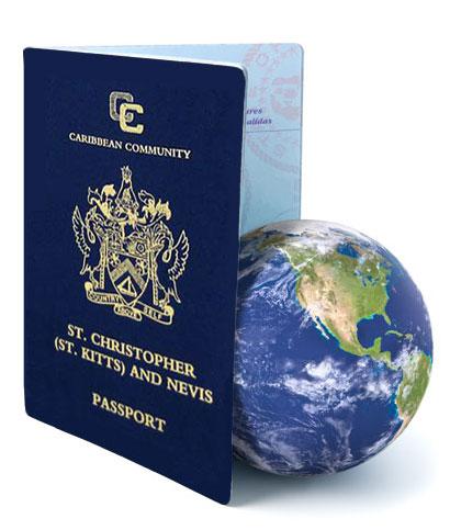 Экономическое гражданство сент китс и невис купить элитную виллу в испании